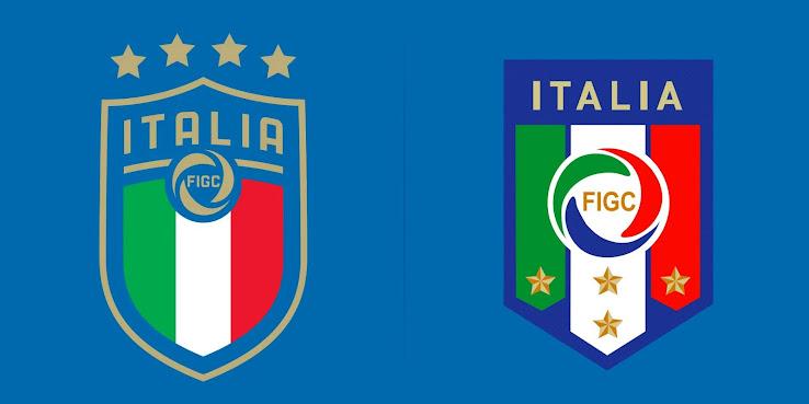 Italienische Stars Prasentieren Neues Italien 2018 Logo