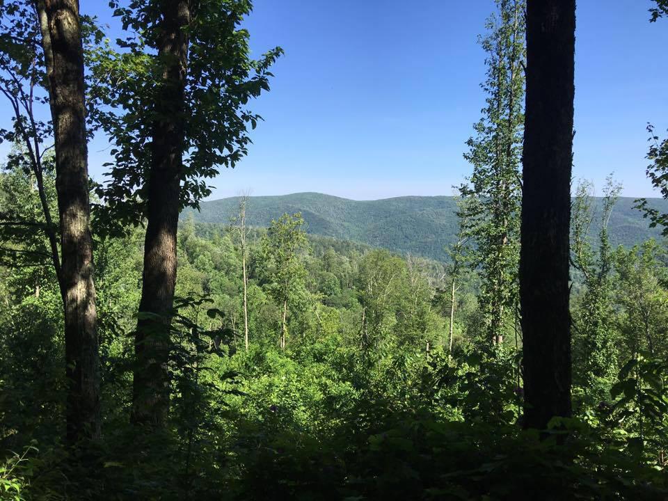 Butt mountain blacksburg virginia