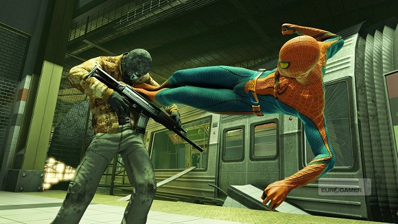 The Amazing Spiderman PC Full Version Screenshot 2