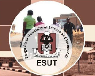 ESUT 2018/2019 Departmental Cut Off Marks & Points