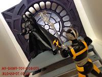 Disarming Roborider