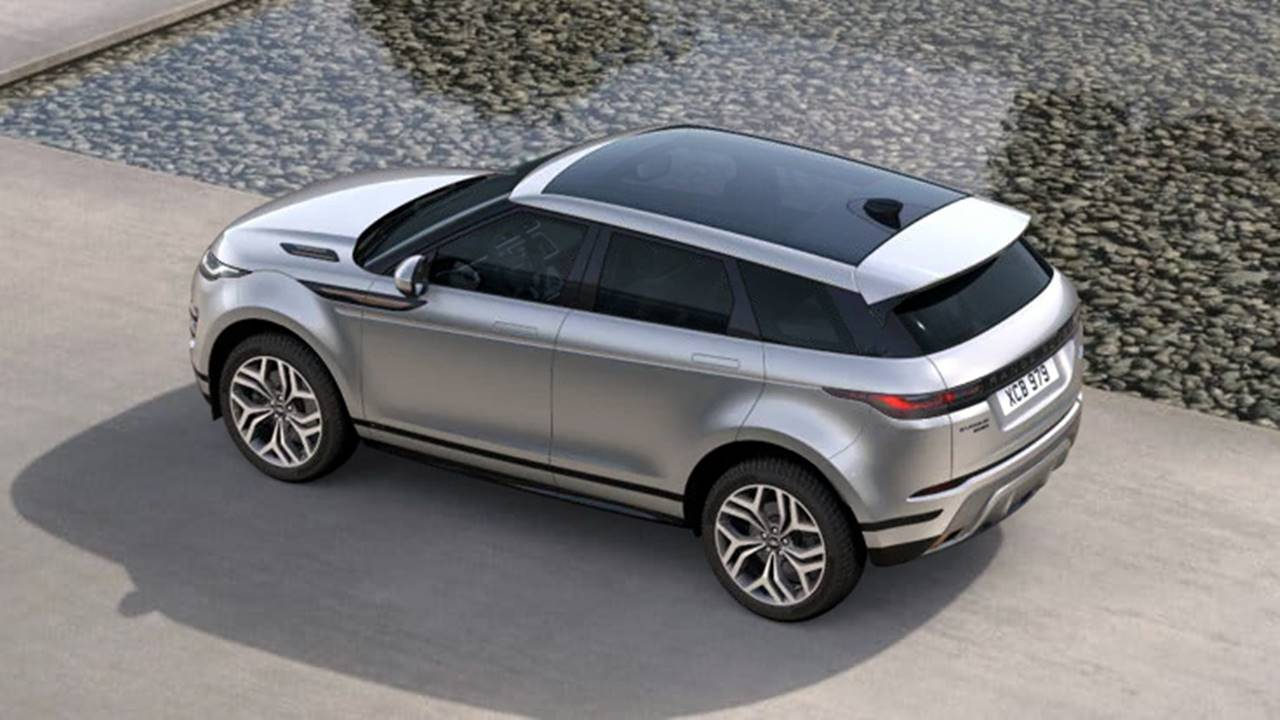 2020 Land Rover Discovery Is Built On The New Architecture >> Novo Land Rover Evoque 2020 - Land Rover Cars Review