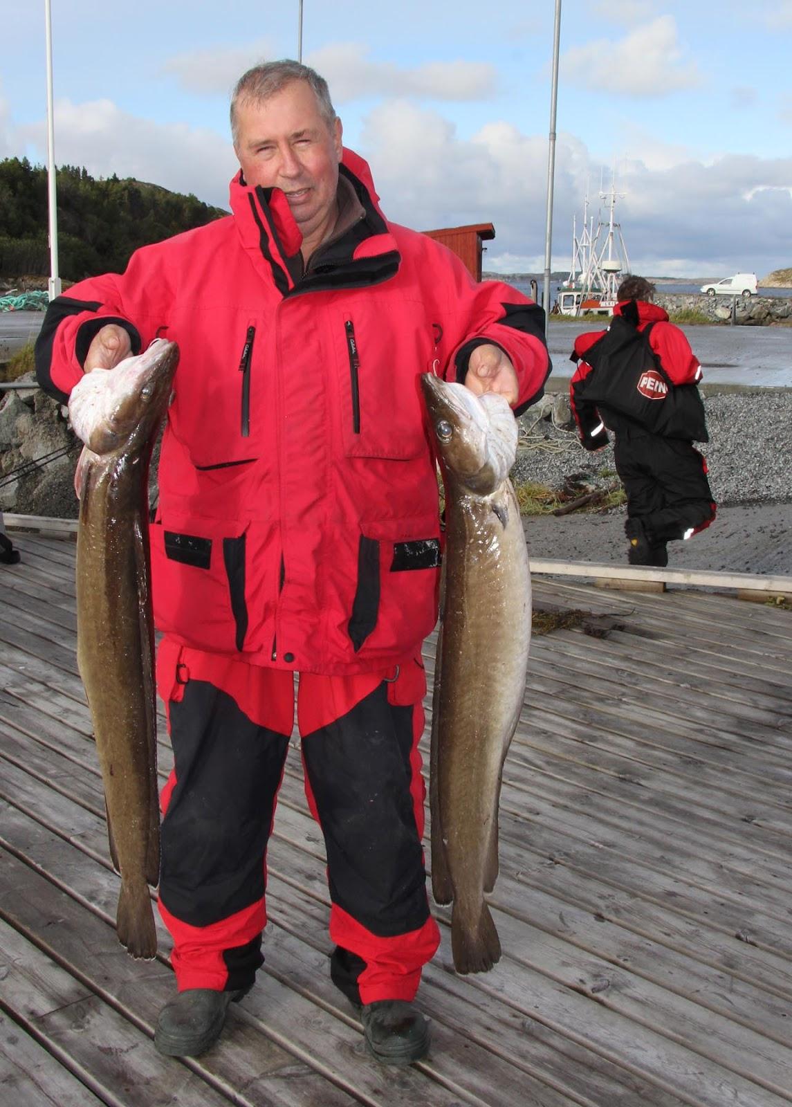 Костюм для норвежской рыбалки