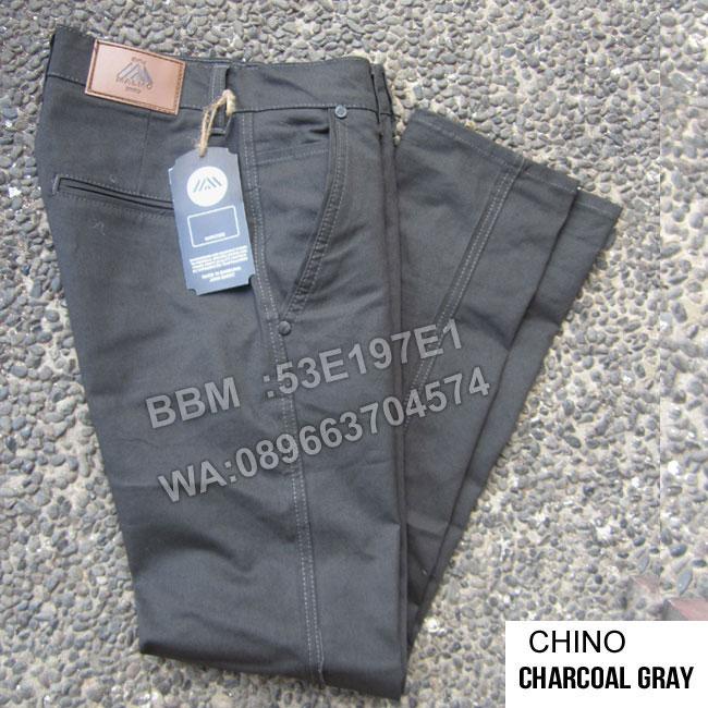 Celana Chino Grey-abutuaBandung