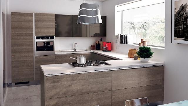 Dapur Kecil Minimalis Type 36