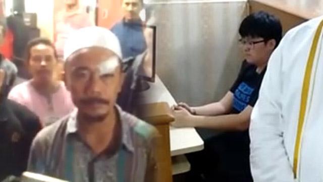 Tegur Warga Tionghoa karena Anjingnya Ngejar Anak Madrasah, Ustadz Ini Dipukul