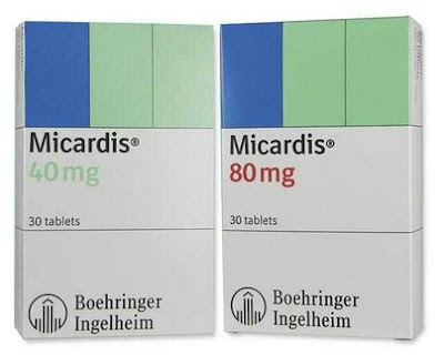 Harga Micardis Obat Hipertensi Esensial Terbaru 2017
