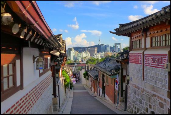 tempat wisata indah di korea selatan