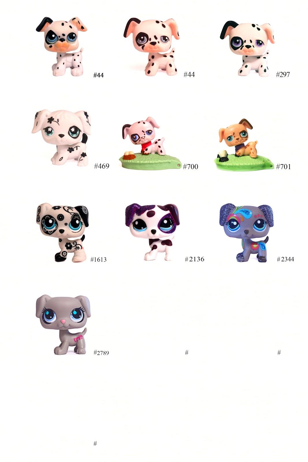 Nicoles Lps Blog Littlest Pet Shop Pets Dalmatian