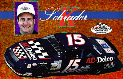 Ken Schrader #52 Morema BGN NASCAR 1/64 Racing Champions Blog Diecast 1993 Age