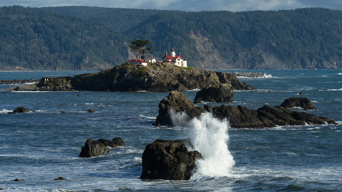 Wallpaper: Battery Point Lighthouse