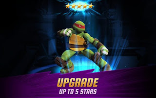 Ninja Turtles: Legends Apk v1.7.25 Mod (Unlimited Money)