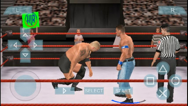 Download WWE Smackdown Vs Raw 2K14 PPSSPP PSP ISO Android
