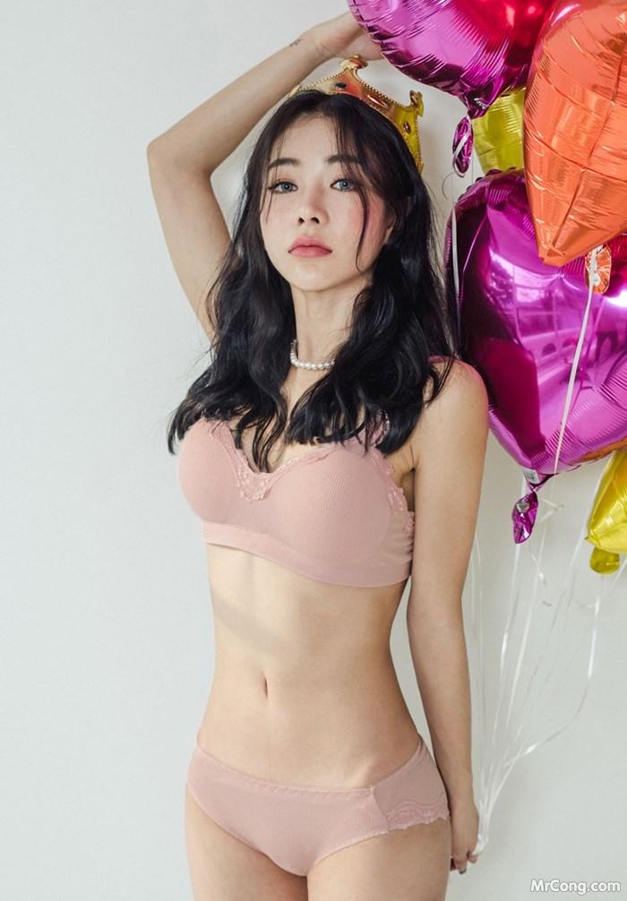 Image Korean-Model-An-Seo-Rin-012018-MrCong.com-013 in post Người đẹp An Seo Rin trong bộ ảnh nội y tháng 01/2018 (153 ảnh)