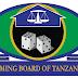 KUITWA KWENYE USAILI - GAMING BOARD OF TANZANIA , MAY 2017