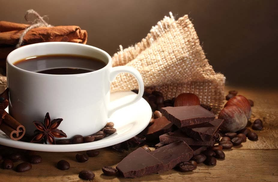 morning-coffee-chocolate-nuts-wallpaper