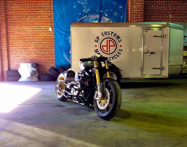 Harley Davidson Sportster 1200 Turbo Destroyer