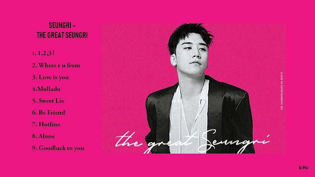 Lirik Lagu Seungri (승리) – Good Luck To You [Romanization, Hangul, English, & Terjemahan]