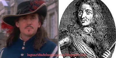 D'Artagnan es Charles de Batz de Castelmore
