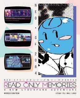 Read Only Memories wallpapers, screenshots, images, photos, cover, poster