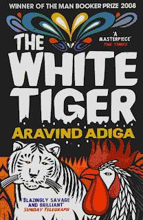 The White Tiger,Aravind Adiga