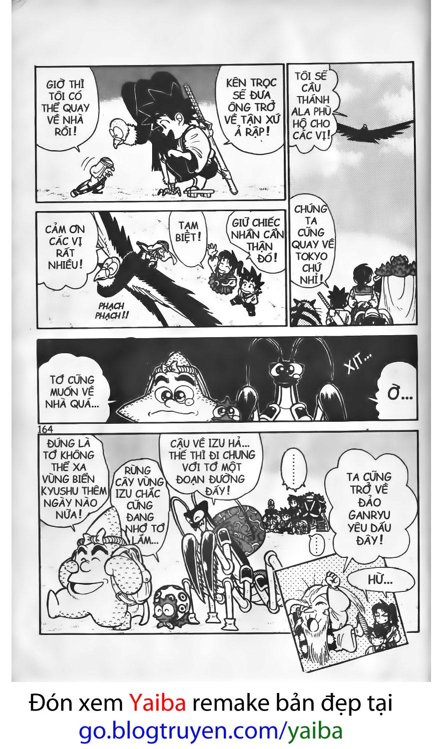 Yaiba chap 38 trang 19