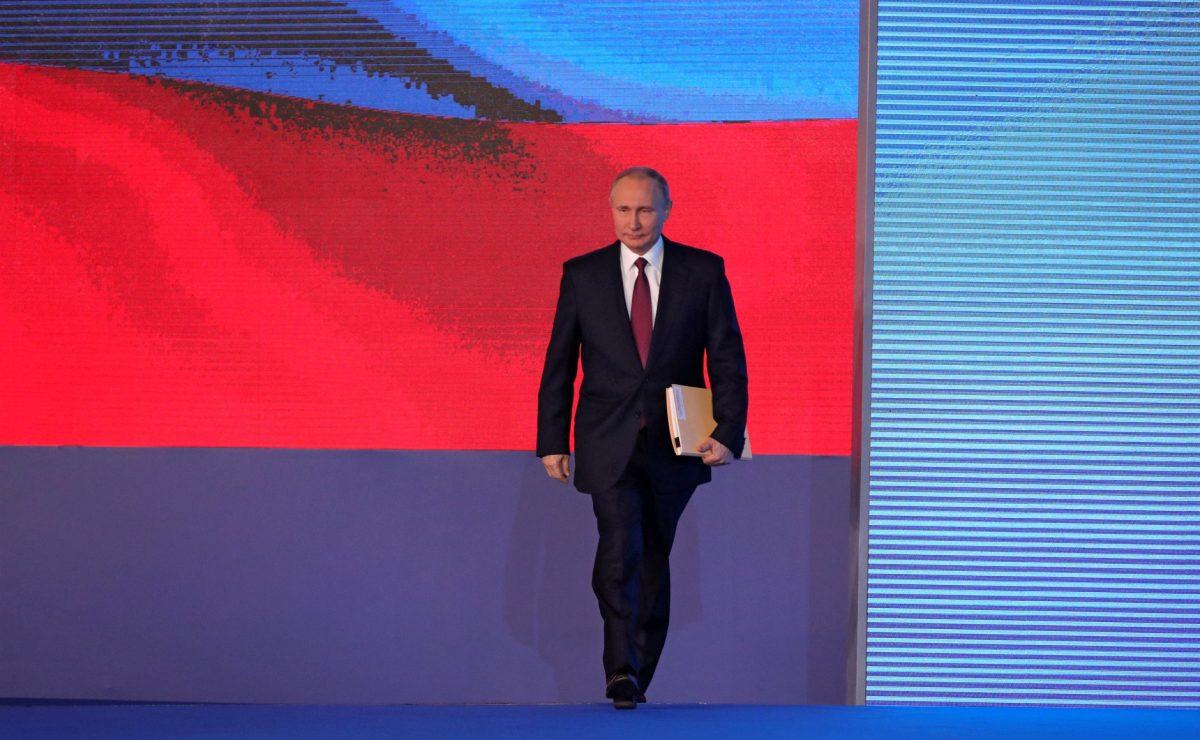 Ядерная ракета Путина не работает