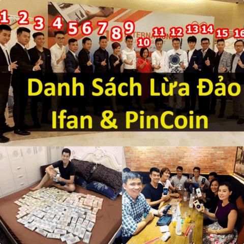 """IFan, Pincoin bị tố lừa 15.000 tỷ đồng: Vén màn """"liên minh ma quỷ"""" - Ảnh 2"""