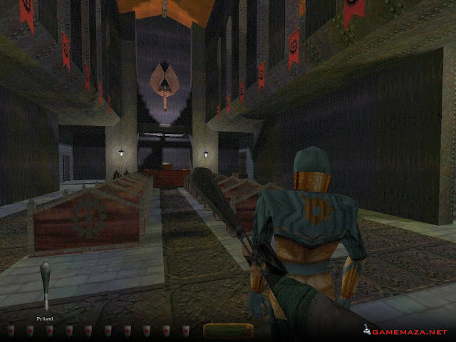 Thief II The Metal Age Gameplay Screenshot 2