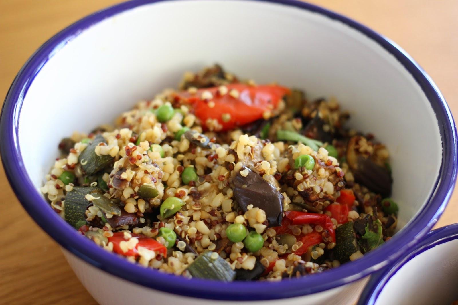 Superfood Quinoa Salad recipe