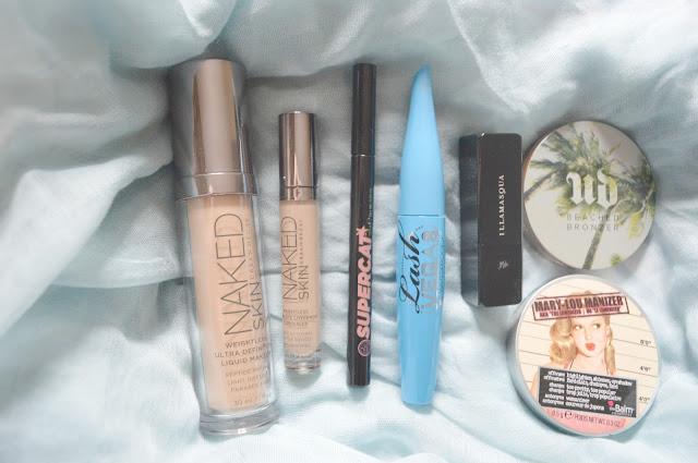 summer makeup favourites