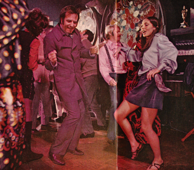 Sweet Jane blog, 1960s fashion, Gene Shacove, The Candy Store Discotheque,