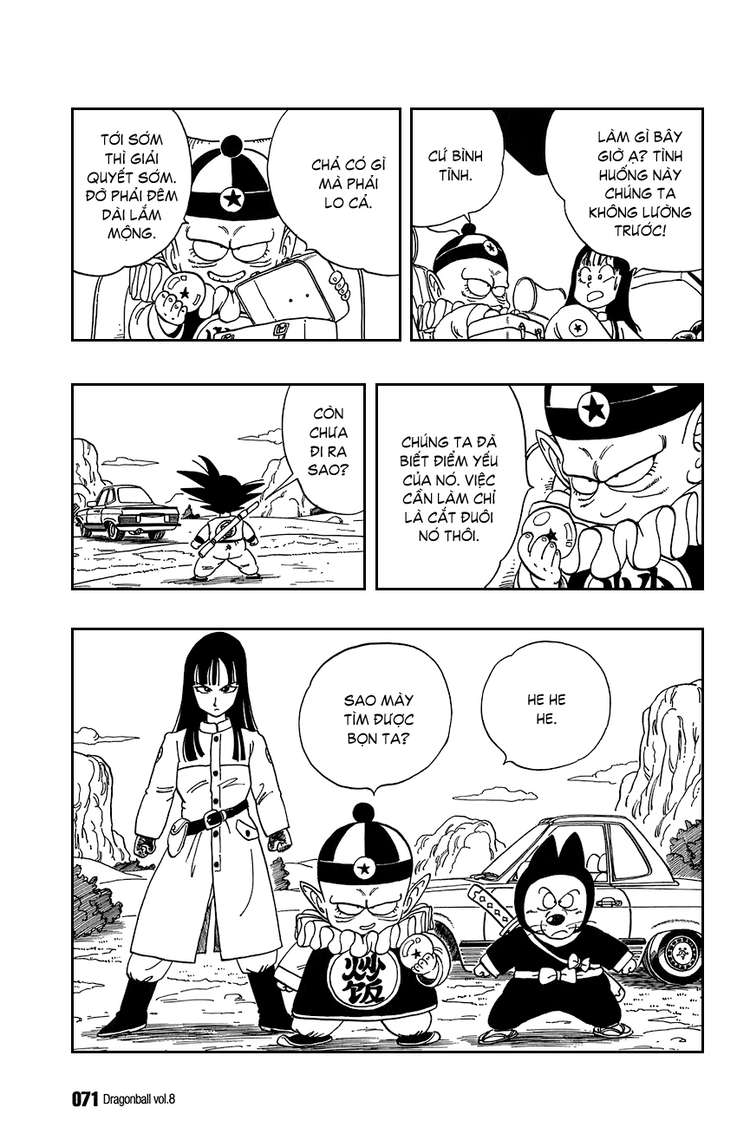 Dragon Ball chap 109 trang 8
