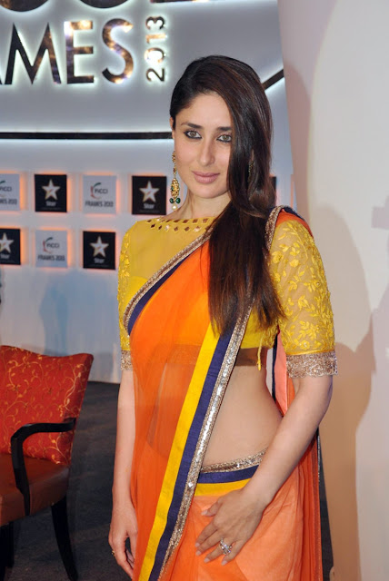 Transparent saree kareena kapoor