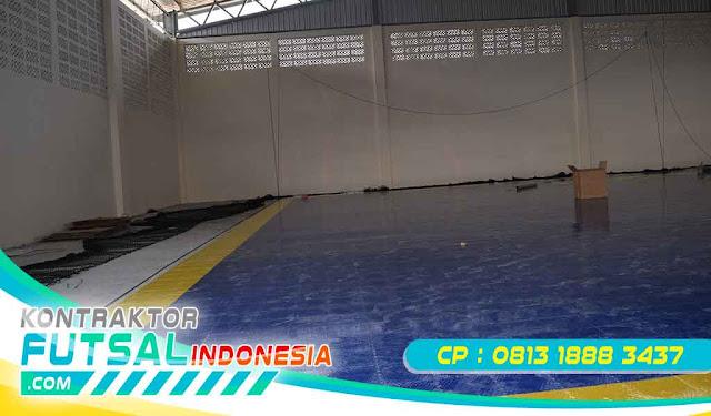 Lantai Indoor Futsal