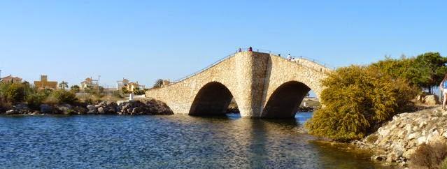 La Manga del Mar Menor.