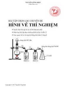 Bài Tập Chọn Lọc Chuyên Đề Hình Vẽ Thí Nghiệm - Nguyễn Công Kiệt