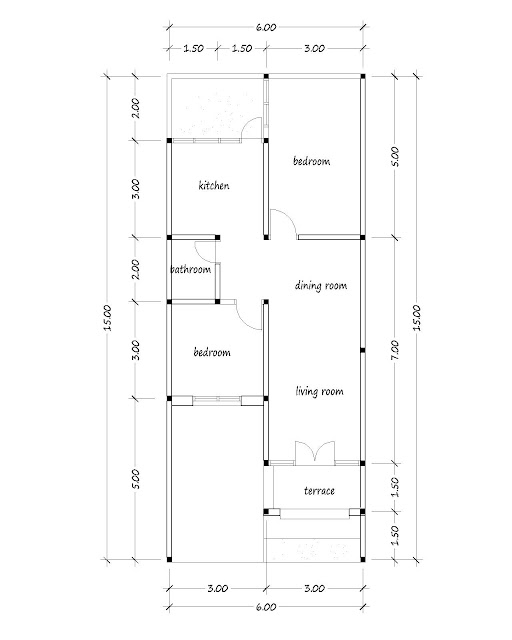 small house plan 21
