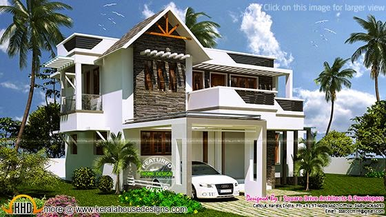 Strange January 2015 Kerala Home Design And Floor Plans Largest Home Design Picture Inspirations Pitcheantrous