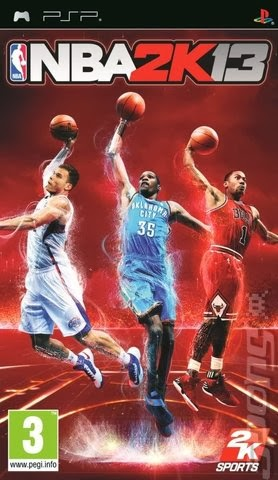 NBA 2K13 PSP Game for Android