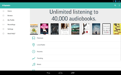 TuneIn Radio Apk v15.0 build 16413 Full Version1