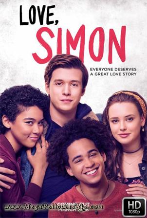 Yo Soy Simon [1080p] [Latino-Ingles] [MEGA]