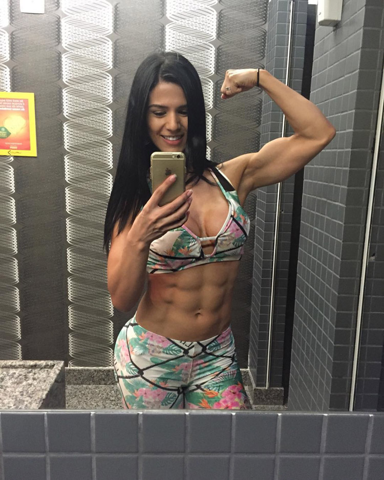 Fitness Models Eva Andressa 4