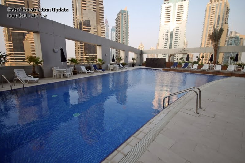 Crown Pools Inc: Dubai Constructions Update By Imre Solt: Skyview Tower