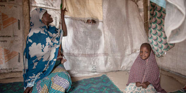 Boko Haram's victims in Nigeria – now rescued but on the verge of starvation