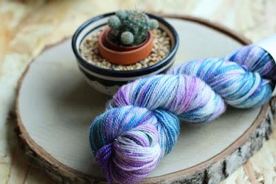 écheveau sock yarn