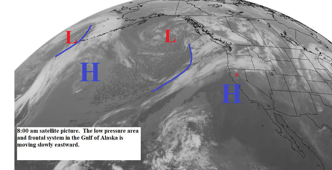 Northern California Weather Blog: Weather Discussion for