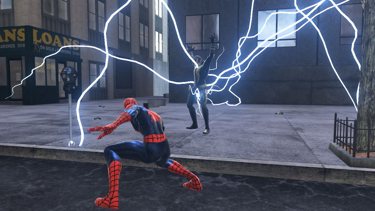Spider Man Web of Shadows Free Download Full PC Game