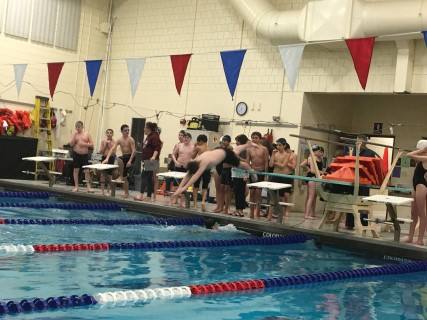 The Windham Eagle Sports Swim Season Ends Well For Windham Middle School By Coach Brett Turenne