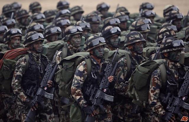 सेनामा रासन काण्ड, कमिशन नपाएपछि ठेक्का तोडियो